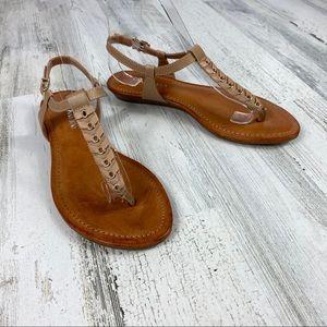 GIANNI BINI thong sandals